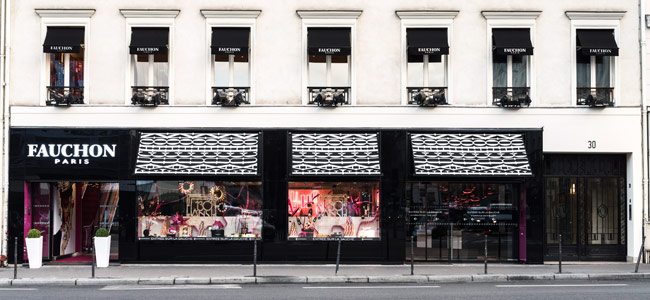 Fauchon takes French culinary excellence to the rest of the world