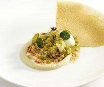 Best dessert: Estaban Garcia. Savour Patissier