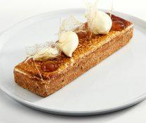 Best tart: Philip Khoury . Savour patissier