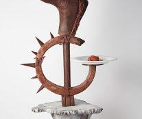 Switzerland's sculpture European Pastry Cup