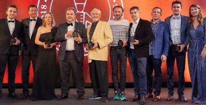 winners Prix d'Excellence 2018