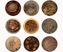 planet series by Mabilleau