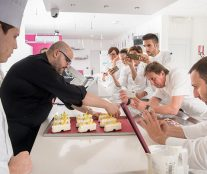 Bachour course at iCook