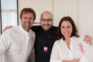 Bachour, Montersino and Maggio