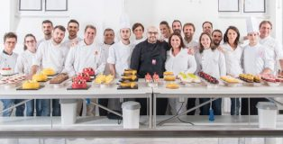 Photo group masterclass Bachour at iCook