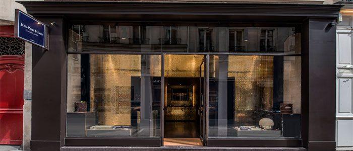 Jean-Paul Hévin opens his sixth boutique in Paris