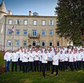 Mathieu Kamm and Jan Proot, new members of Relais Desserts