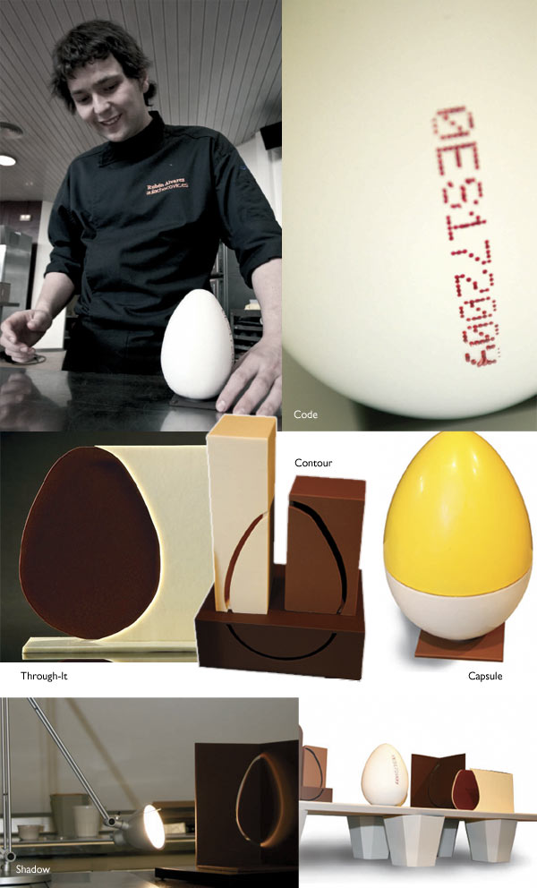 Rubén Álvarez Easter eggs collection