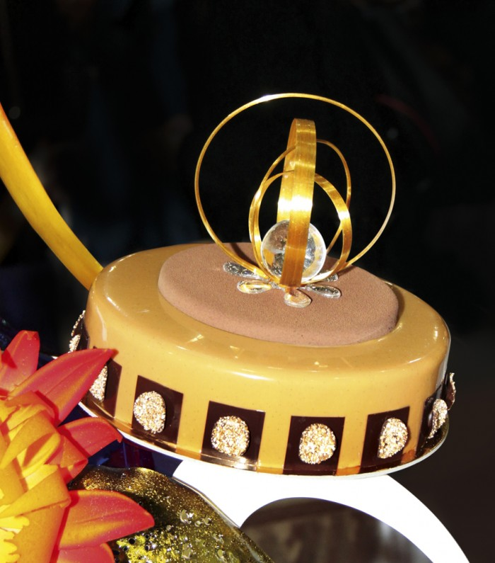 Alegria entremet, by Marco Cossio at the US Pastry