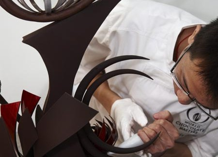 19 chocolatiers to win the World Chocolate Masters 2011