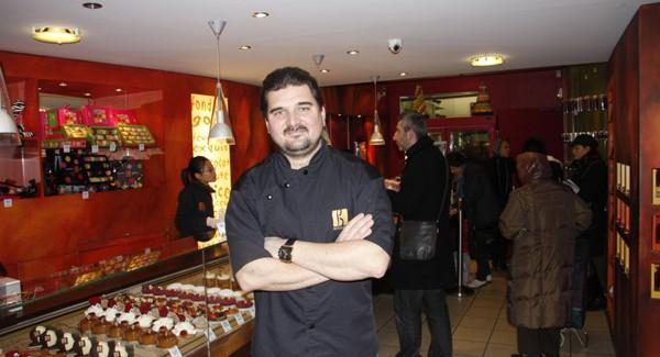 Sébastien Bouillet seeks after the best amateur macaroon in Lyon