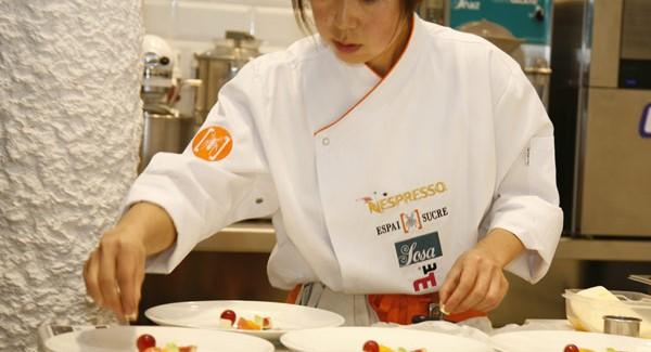 Eight finalists for the 'Best Dessert of Restaurant'
