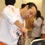 """The Best Restaurant Dessert 2011″ winner, Victor Trochi"