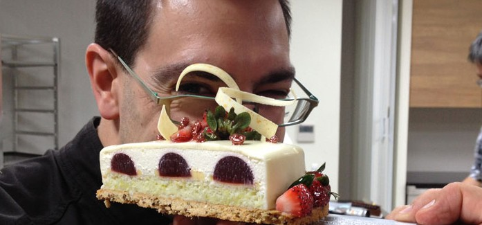 Jordi Puigvert and smart pastry
