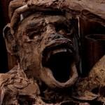 ape chocolate sculpture