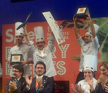 Davide Malizia's year, Italy wins the Junior Pastry World Cup