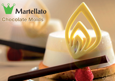 Martellato: give elegance and sophistication to your creations!