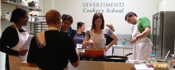 Divertimenti Cookery School