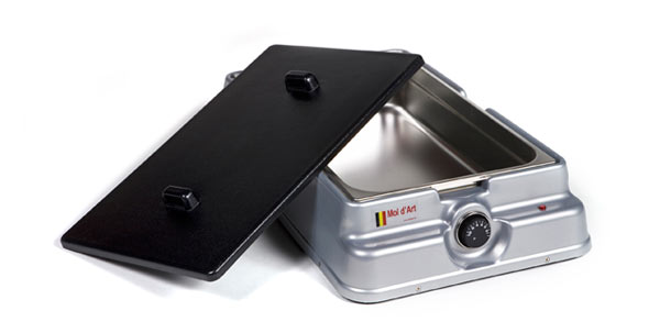Mol D'art: Chocolate melter with 12 kg capacity