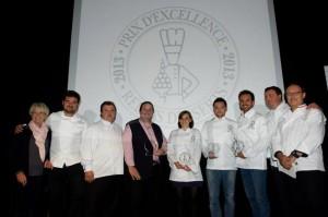 Relais Desserts Awards