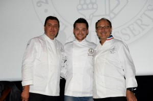 Quentin Bailly, Christophe Michalak, Relais Desserts Awards