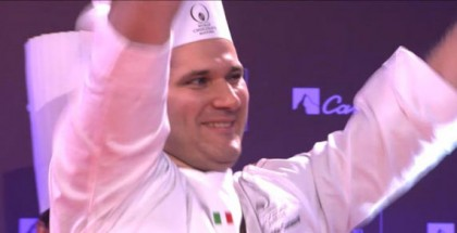 Davide Comaschi winner of WCM2013
