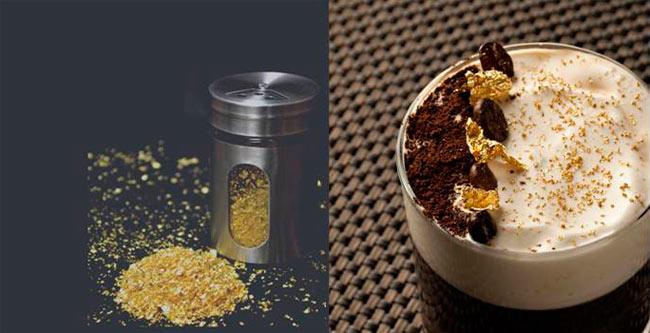 Edible Gold Made Easy…