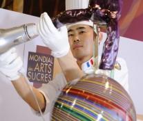 Le Mondial Des Arts Sucrés 2012
