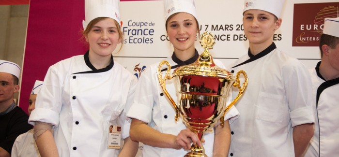 The Rue des Ecoles at Europain, a stroll among the best schools that France has to offer