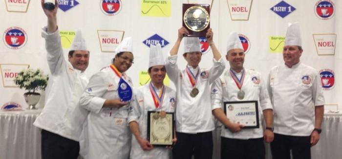Yoshikazu Kizu wins the 25th US Pastry Competition
