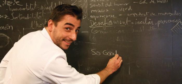 Jordi Roca, creativity beyond a dish
