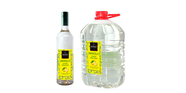 Limoncello concentrate natural aroma 70% volume, by Premium Gastronomie