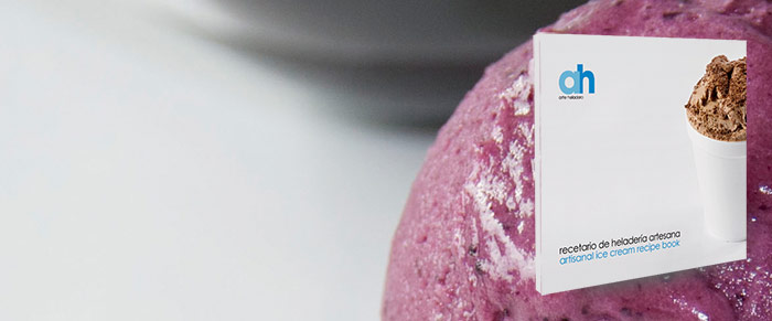 Grupo Vilbo launch the first great Artisanal Ice Cream Recipe Book