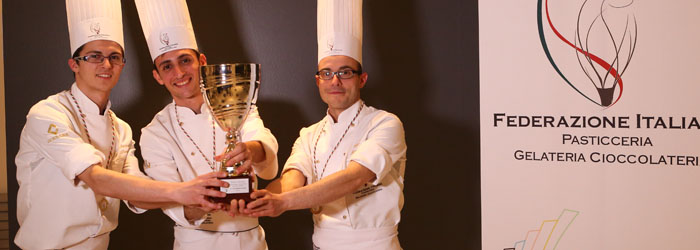The World Trophy of Pastry Ice Cream Chocolate announces itself to the international community