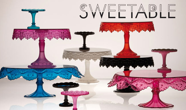 The new cake stands Sweetable