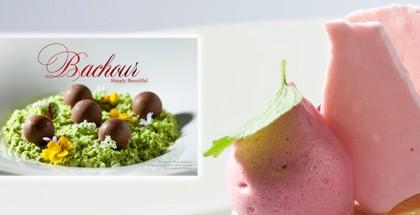 Antonio Bachour's new book cover