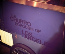 Churro Borough cart