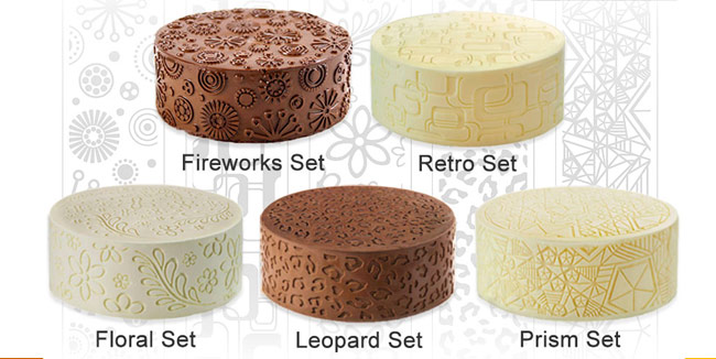 Cake Liner Sets™, by Chicago Mold School