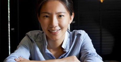 Chef Janice Wong Profile Shot