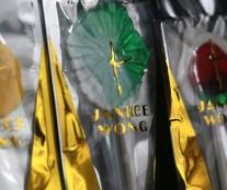 JANICE WONG Lollipops