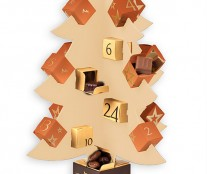 Great idea around the traditional Christmas calendar.