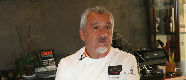 """Paco Torreblanca: """"We want to teach our students to love the work and the product"""""""