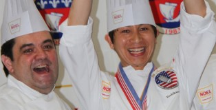 Yoshikazu Kizu wins the 25th US Pastry Competition