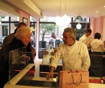Phillipe Urraca opens a profiterole boutique in Paris