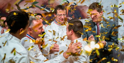 Vincent Vallée, the French representative at the World Chocolate Masters Final