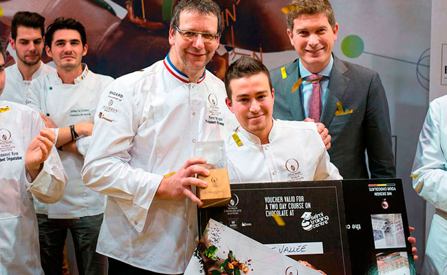 Award French Chocolate Masters