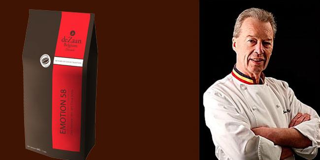 deZaan™ Gourmet strengthens its commitment to Belgian chocolate