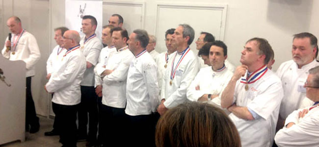 MOF Chocolatier 2015: Not awarded!