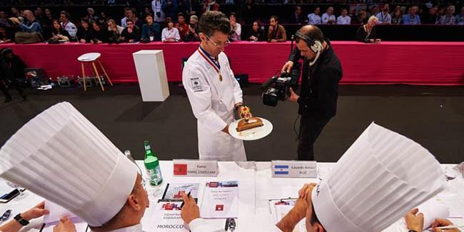 The Coupe du Monde de Pâtisserie turns Asian