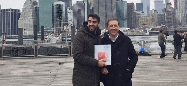 American tour of Grupo Vilbo's new book by Jose Romero